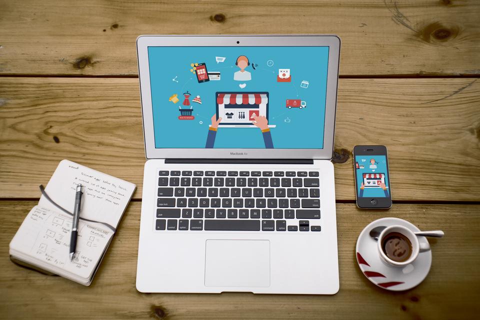 création site web e-commerce pas cher